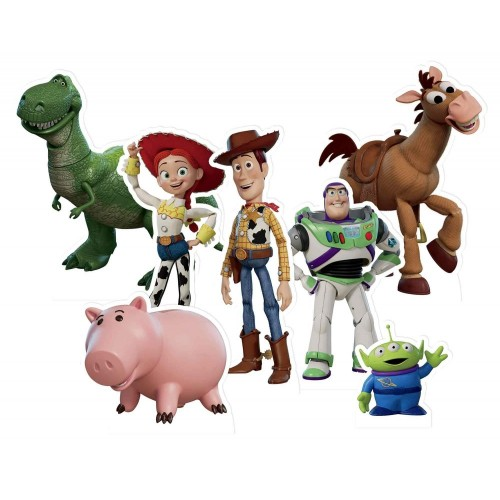 Cetrotavola Toy Story