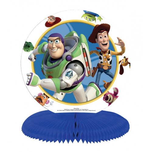 Centrotavola in cartoncino Toy Story