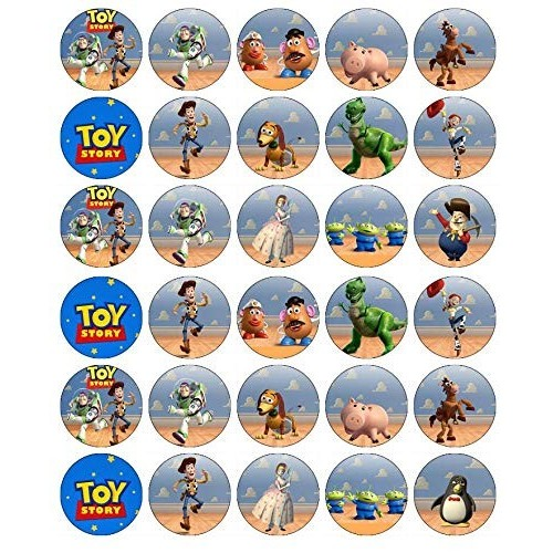 30 mini cialde Toy Story