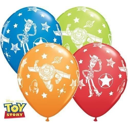 Palloncini in lattice Toy Story