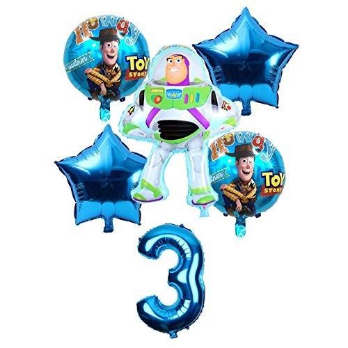 Set di palloncini Toy Story