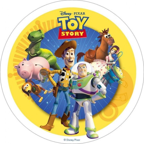 Cialda in ostia personalizzabile Toy Story