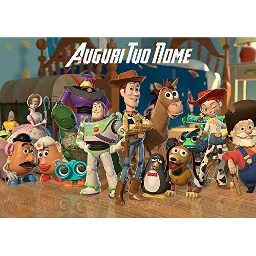 Cialda rettangolare di Toy Story 4