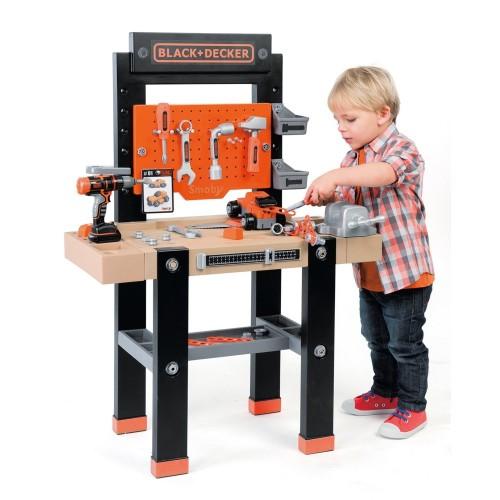Gioco: tavolo officina meccanica