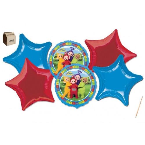 Bouquet di palloncini Teletubbies
