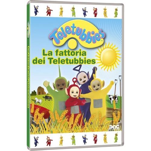 """DVD  Teletubbies """"La Fattoria dei Teletubbies"""""""