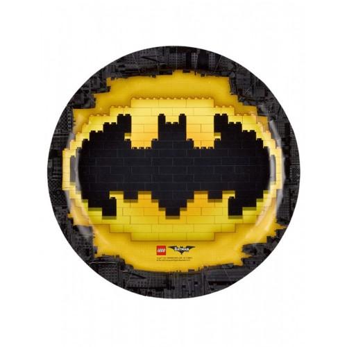 Piatti Lego Batman Movie