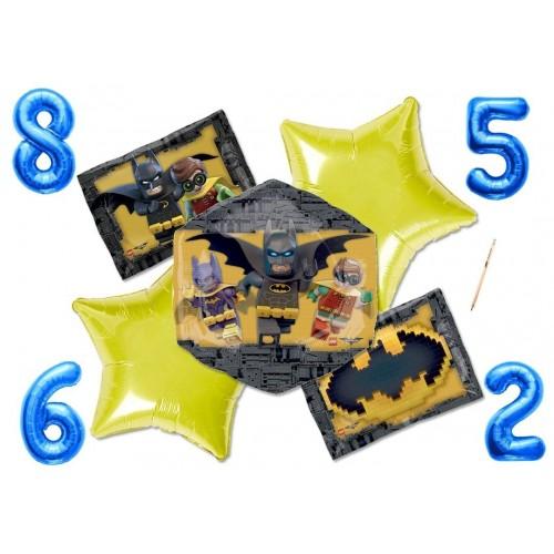 Bouquet palloncini LEGO Batman Movie