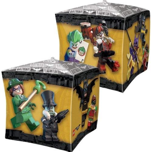 Palloncini cubo Lego BatmanDC Comics