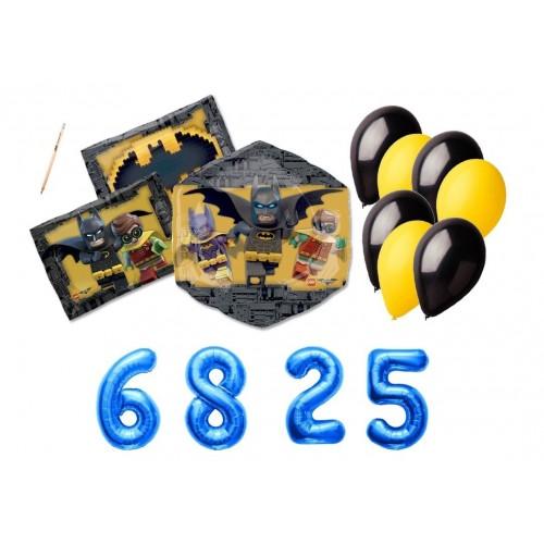 Set di palloncini Lego Batman Movie