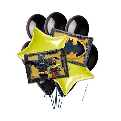 14 palloncini assortiti Lego Batman Movie