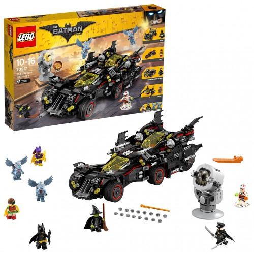 LEGO Batmobile - Lego Batman Movie
