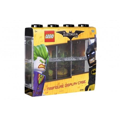 Espositore con 8 personaggi Lego Batman Movie
