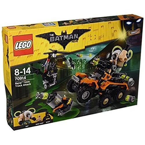 Lego Batman Movie - Attacco Tossico di Bane