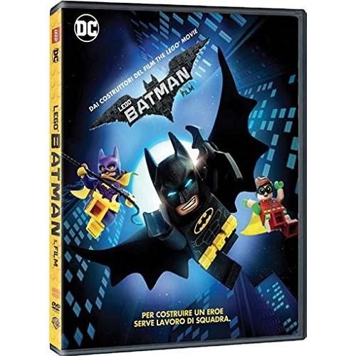 DVD film Lego Batman Movie