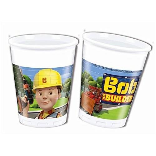 Bicchieri Bob aggiustatutto - Bob the builder