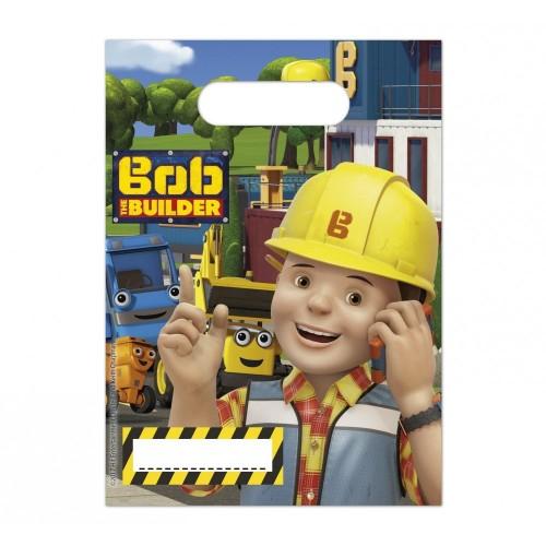 6 bustine Bob Aggiustatutto