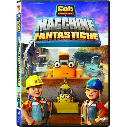 DVD film Bob Aggiustatutto: Macchine Fantastiche