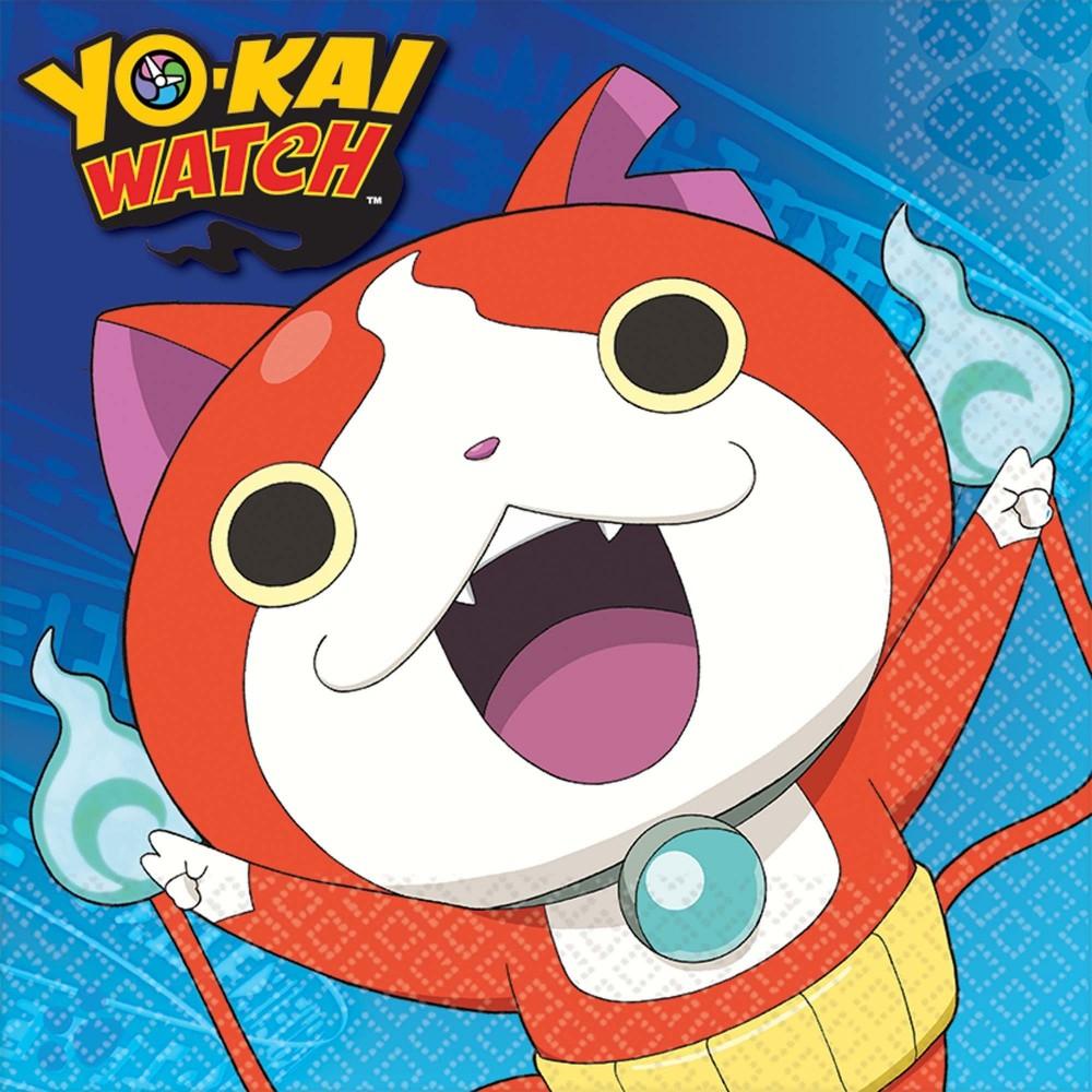 Tovaglioli Yo-kai Watch