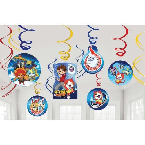 Festone pendente Yo-kai Watch