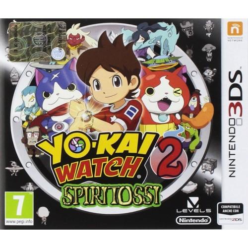 Videogioco Yo-Kai Watch 2 Spiritossi per Nintendo 3DS