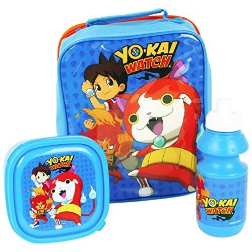 Set pranzo Yo-Kai Watch