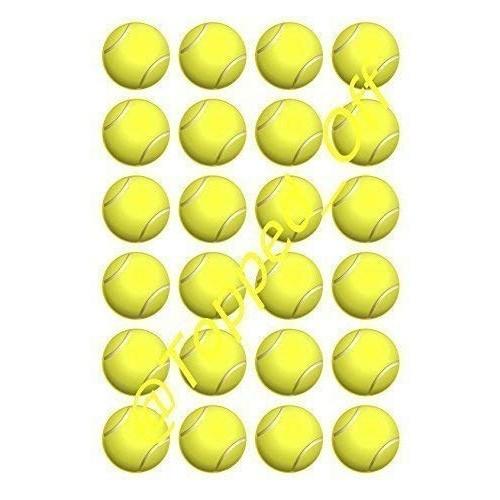 Mini cialde palline da tennis