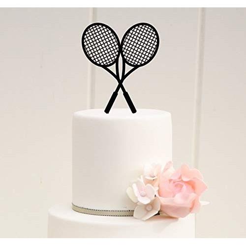 Cake topper racchette Tennis