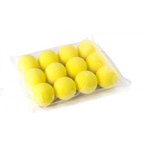 12 Palline di schiuma Tennis