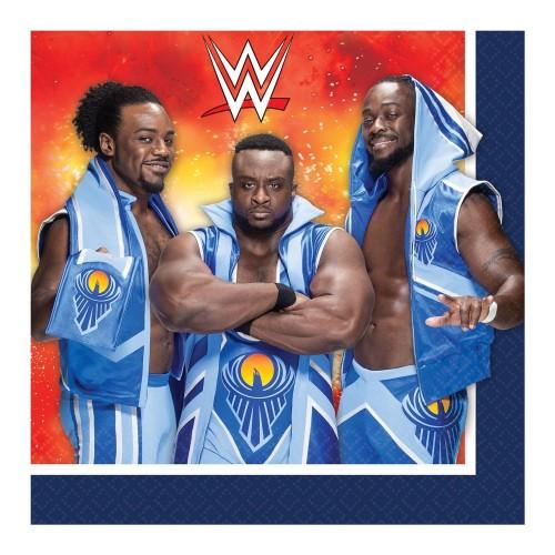 Tovaglioli Wrestling WWE
