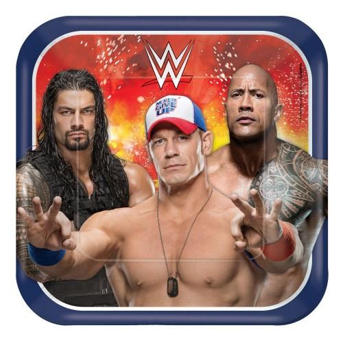 Piatti quadrati Wrestling WWE