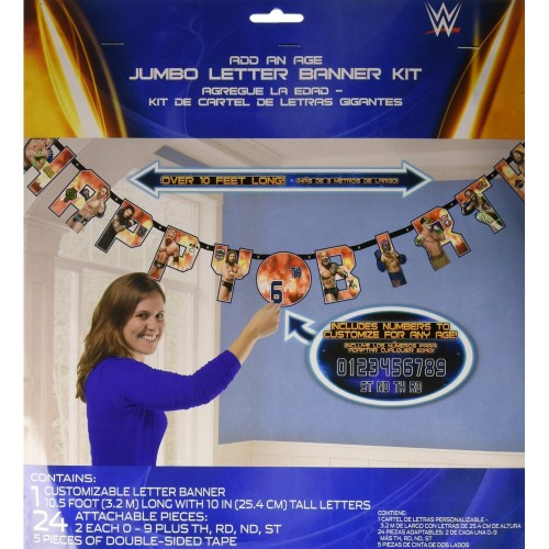 Ghirlanda Wrestling WWE