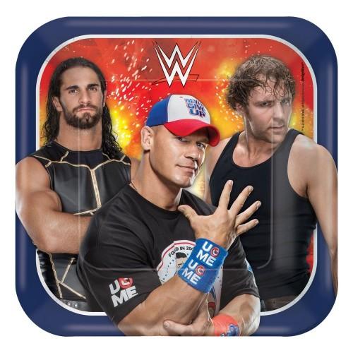 Piatti dessert Wrestling WWE