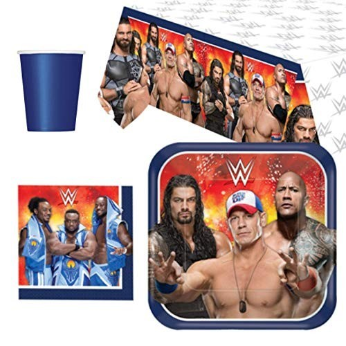 Set per 8 persone WWE Smackdown