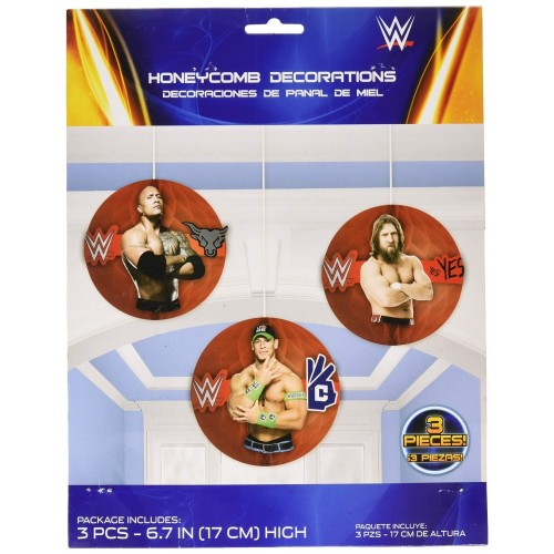 Festone pendente Wrestling WWE