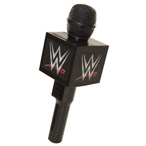 Microfono WWE con Sound FX