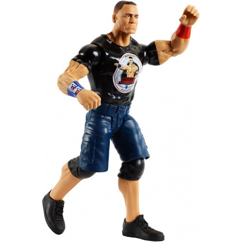 WWE-Personaggio e Accessorio Tough Talkers John Cena