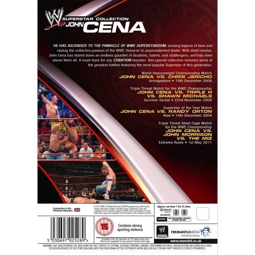 Wwe - Superstar Collection John Cena [Edizione: Regno Unito] [Edizione: Regno Unito]