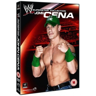 DVD -  WWE - Superstar Collection John Cena