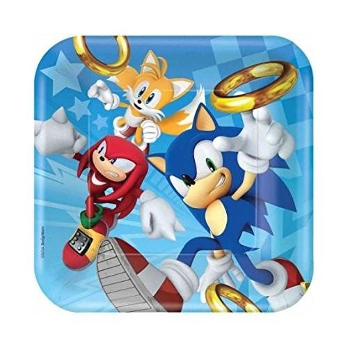 Piatto quadrati Sonic