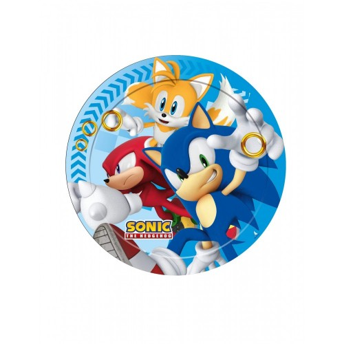 Piatti tondi Sonic