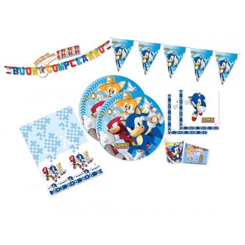 Kit per 40 persone Sonic