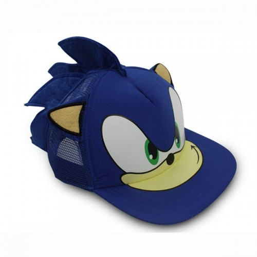 Cappellino Sonic The Hedgehog con Orecchie