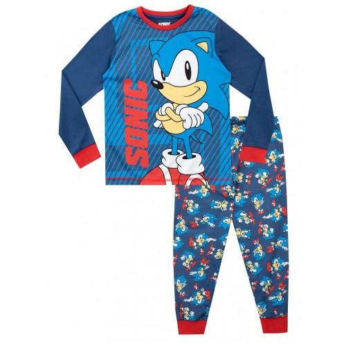 Pigiama Sonic The Hedgehog