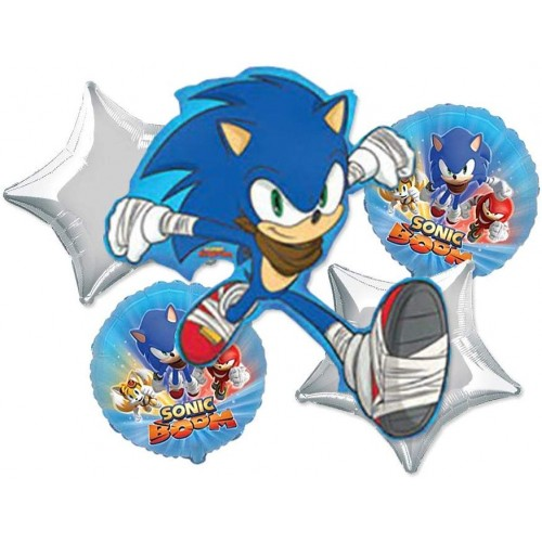 Bouquet Sonic Boom The Hedgehog