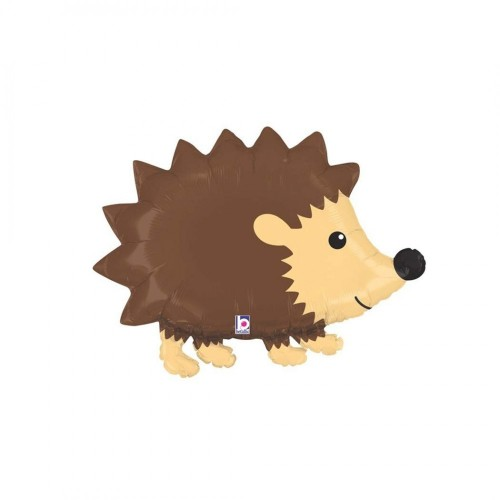 "Betallic 91,4cm"""" Hedgehog Woodland Critter foil palloncini"