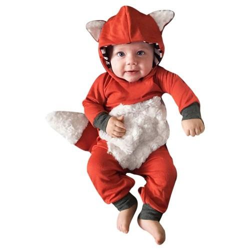 Costume volpe per bambino