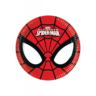 Piatti dessert Spiderman