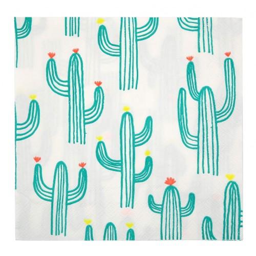 Tovaglioli Cactus