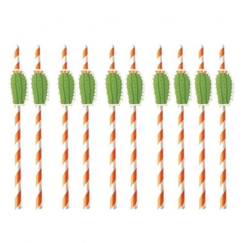 20 Cannucce cactus